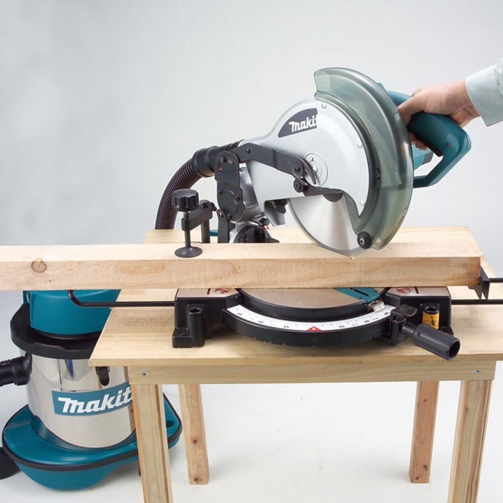 makita mls100 in action