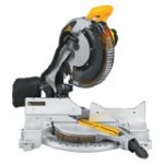 picture of a mitre saw turntable