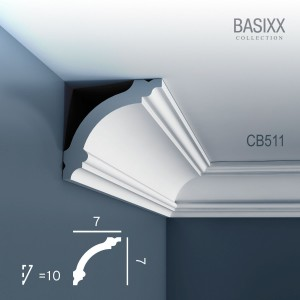 simple basic coving