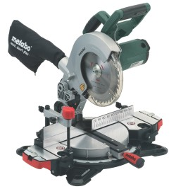 Metabo MPTKS216 240V 216mm Mitre Saw