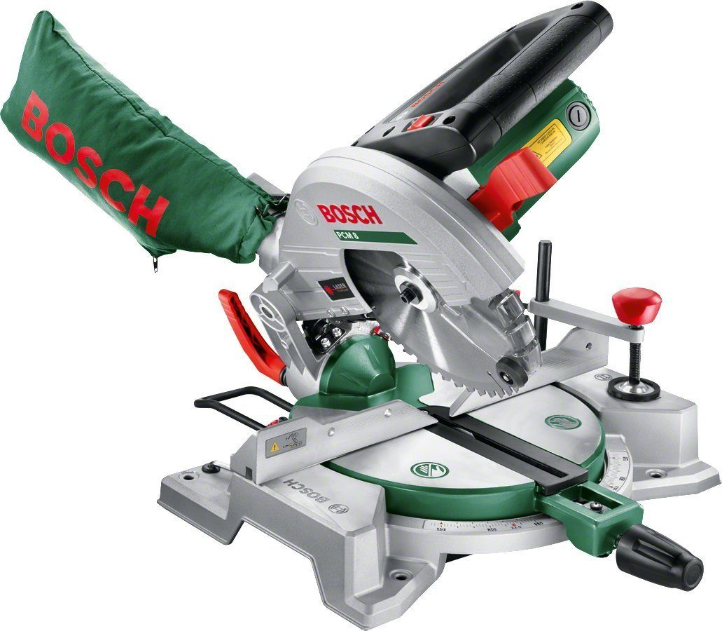 bosch pcm 8 compound mitre saw