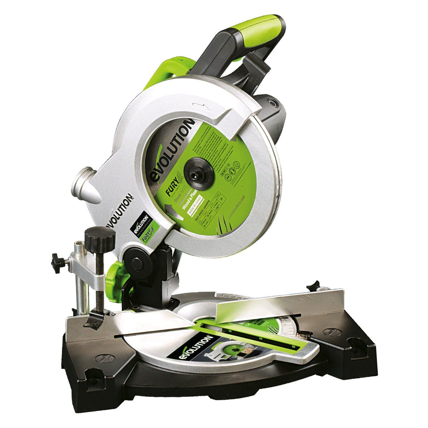 evolution fury 3b mitre saw