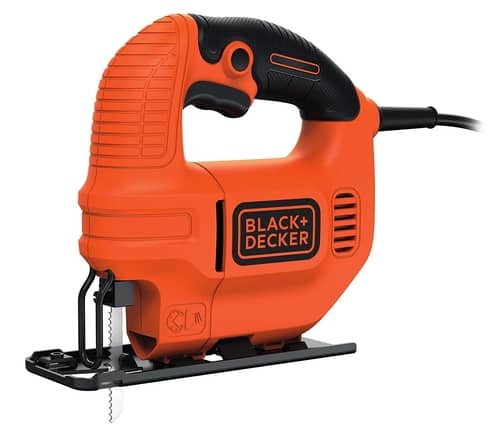BLACK+DECKER KS501-GB Compact Jigsaw