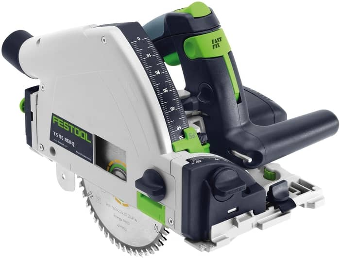 Festool TS 55 Saw specification