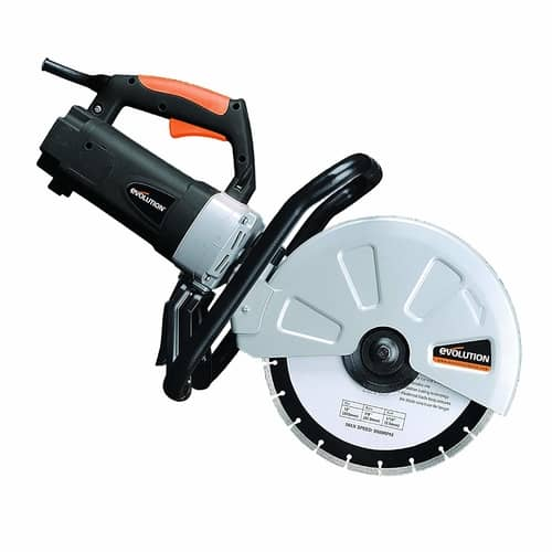Evolution Power Tools Concrete Electric Disc Cutter